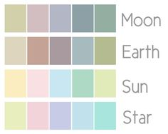 Pastel Colors itsphotoshop | room ideas | pinterest | pastel color palettes