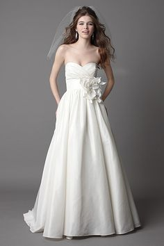 Wtoo Brides Mimi Gown Style 15828 | Watters.com