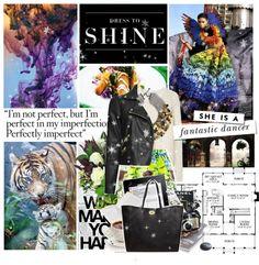 """♥ 263. Something New!!!; Fashion Things #53 ~ Shine bright like a diamond."" by elliot-jotta-dunnoni ❤ liked on Polyvore"
