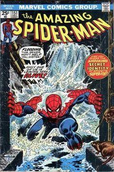 The Amazing Spider-Man #151 - December 1975