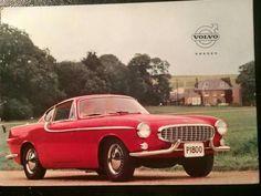 Volvo P 1800, 1961