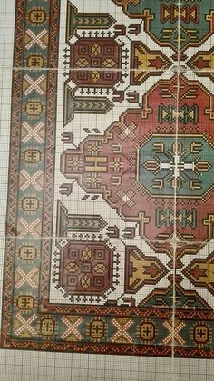 Old Fashioned House, Chart Design, Handmade Rugs, Hand Embroidery, Cross Stitch Patterns, Diy And Crafts, Bohemian Rug, Tapestry, Crossstitch