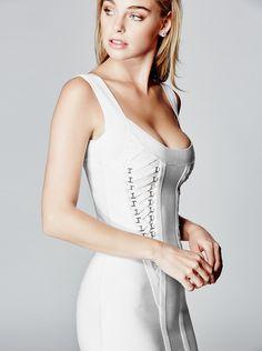 Janethe Bandage Dress | MARCIANO.com