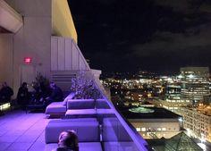 Departure Portland - rooftop views