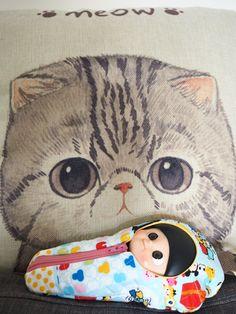 Mini Mui-chan Sleeping Bag