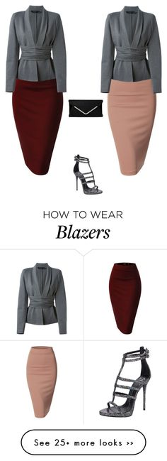 """#206"" by hereiski-andra on Polyvore featuring Doublju, Giuseppe Zanotti and…"