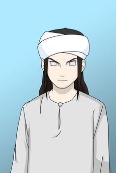 Neji by TaJ92.deviantart.com on @DeviantArt Manga Hair, Anime Muslimah, Anime Naruto, Naruto Uzumaki, Cartoon Boy, I Love Anime, Mosque, Avatar, Niqab