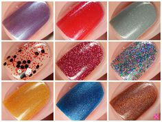 Nothing Stays in Vegas collection, available now on NinjaPolish.com. Swatches courtesy of Cosmetic Sanctuary (scheduled via http://www.tailwindapp.com?utm_source=pinterest&utm_medium=twpin&utm_content=post9920556&utm_campaign=scheduler_attribution)