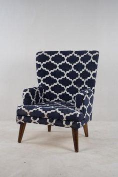 Cotton Woven Chair