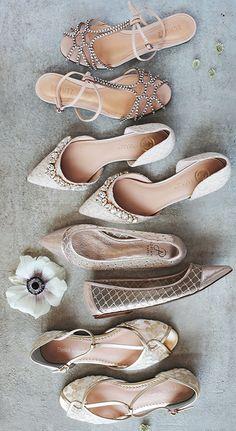Wedding Shoes // Bridal Shoes // so many beautiful shoes for wedding season