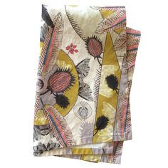 Trance Tea Towel prewashed linen/cotton $25