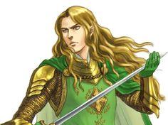 Which Tolkien elf are you? Quiz