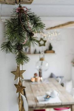 Christmas decoration and a quick DIY - Weihnachten Deko Decoration Christmas, Noel Christmas, Winter Christmas, Christmas Crafts, Xmas, Christmas Ornaments, Holiday Decor, Christmas 2019, Christmas Ideas