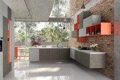 Imponujące dekory, które idealnie imitują prawdziwy beton, zarówno wizualnie, jak i w dotyku. Concrete, Divider, Bathtub, Bathroom, House, Furniture, Home Decor, Standing Bath, Washroom