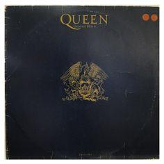 #Queen - #Greatest hits II - #vinil #vinilrecords #music #rock