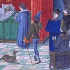 Какой король утверждал, что он из стекла и запрещал дотрагиваться к нему, опасаясь что его разобьют? Карл VI Безумный король Франции.