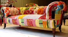 I love the colourful, quirky furniture designs of Squint!