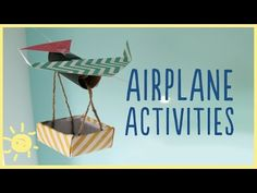 3 Adorable Paper Airplane Activities For The Kids | SF Globe