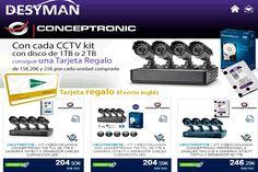 Oferta productos Conceptronic