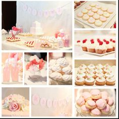 Christmas Food Ideas | Food Ideas | Christmas - Food for http://@Heidi Haugen Guttesen all pink! Lol
