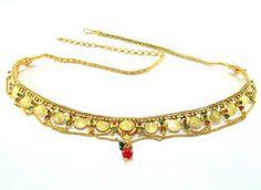 Image result for saree waist belts Saree Belt, Saree With Belt, Waist Belts, Bracelets, Gold, Image, Jewelry, Fashion, Moda