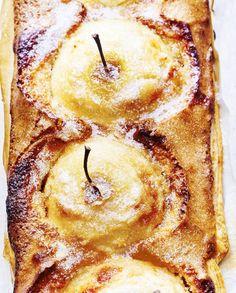 Tarte aux pommes fondantes et crème d'amandes pour 6 personnes - Recettes Elle à Table