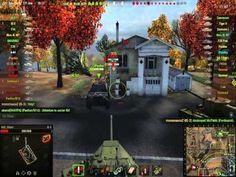 World of Tanks Is-3 Platoon Highway Gameplay - YouTube