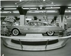 Pontiac Strato-Streak, 1954 - Chicago Motorama
