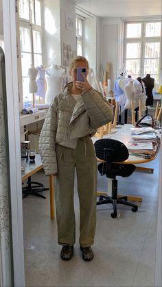 Look Fashion, Winter Fashion, Fashion Design, Fashion Brand, Mode Outfits, Fashion Outfits, Fashion Hacks, Looks Style, My Style