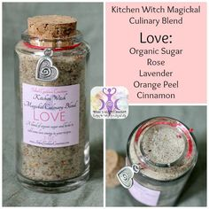 Not this one, but i like the idea of making spice blends that mean something! Would be a great thing to sell at the farmers' market!