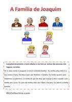 A Familia do Joaquim
