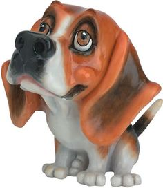 Tess the Beagle Statue-Figurine Created with irresistible charm and a definite sense of humor, the members of the Little Paws Collection will instantly lift the spirits of everyone they encounter. These personable pets are so lovable, you may want to adopt them all! Perfectly at home both indoors or in the garden, these little guys come gift boxed and make unforgettable gifts for special friends and loved ones