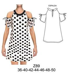Amazing Sewing Patterns Clone Your Clothes Ideas. Enchanting Sewing Patterns Clone Your Clothes Ideas. Simple Dresses, Cute Dresses, Casual Dresses, Make Your Own Clothes, Diy Clothes, Diy Fashion, Ideias Fashion, Sewing Blouses, Dress Making Patterns
