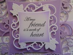 ... stamped onto Coconut White Card using Watering Can Archival and cut out using Spellbinders Decorative Curved Squares and inked through the die with ...
