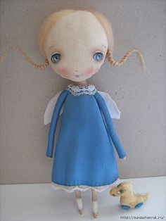 :: Crafty :: Cloth Doll :: 2 :: Mimin Dolls: bonecas para nos inspirar