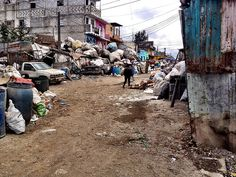 MUST READ: when you walk through slums, when you step over sewage and the bloated bones of who knows what –a dog? a rat? the bones of God?