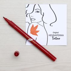 Henna Penna Tatuaggio Original http://suntastic.it/henna-penna/henna-tatuaggio