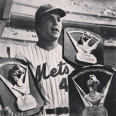 In 1975 Tom Seaver collected his 3rd Cy Young Award after a 22-9 season. #TomTerrific