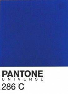 PANTONE | 286C