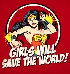 Super heroine nursery for girls?