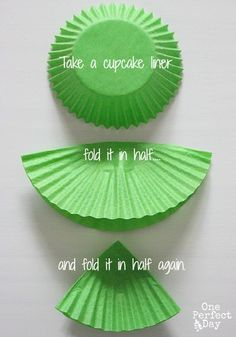 Creative Holiday Uses For Cupcake Liners
