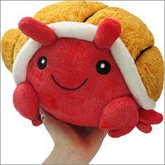 Mini Squishable Hermit Crab! #squishable #crab