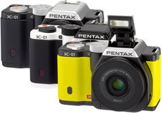 The Pentax K-01 is official