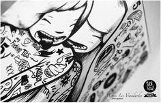 mcbess Designer Toys, Street, Tattoos, Amazing, Illustration, Art, Art Background, Tatuajes, Tattoo