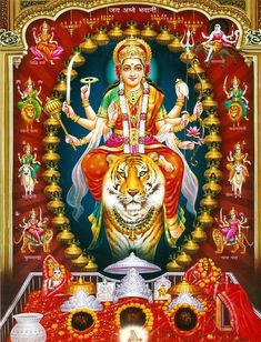 We curated the list of Goddess Vaishno Devi Image here for the devotees. Scroll down to see Goddess Vaishno Devi Images, pictures, HD images and more. Maa Durga Image, Durga Kali, Lord Durga, Maa Image, Lord Shiva, Hanuman Images, Durga Images, Ganesha, Jai Ganesh