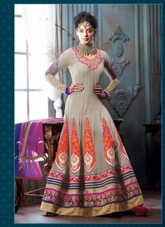 akistani salwar kameez and anarkali bollywood style suits, wear them and you will surely be the sunshine of every one's eye.