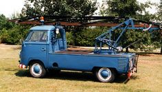 VW Truck with ladder...