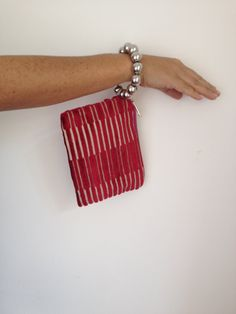 Hey, I found this really awesome Etsy listing at https://www.etsy.com/listing/211834421/evening-purse-bag-carmine-red-small