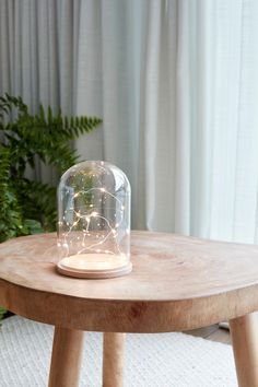 Create a peaceful setting in your home using this micro fairy light dome bundle. We've contrasted natural touches of glass and untreated beechwood with a string of micro lights to make a sophisticated piece that suits any indoor space. The Bell Jar, Bell Jars, Glass Domes, Fairy Lights, Snow Globes, Minimalism, Glow, Indoor, Byron Bay