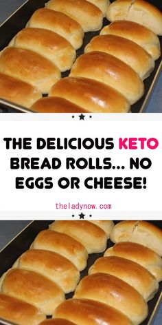 The Delicious keto Bread Rolls… No Eggs or Cheese! o- I definitely thought I'd muck these keto dinner rolls up because I've tried several bread recipes and barely any of them turned out. The ones that did, I didn't really like the presentation. Low Carb Zucchini Bread, Keto Bread Coconut Flour, Keto Flour, Keto Banana Bread, Almond Flour, Almond Meal, Almond Recipes, Bread Recipes, Whole Food Recipes